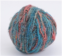 ThreadNanny Himalayan 100% Pure Silk Yarn for Knitting - Sky Blue