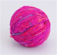ThreadNanny Himalayan 100% Pure Silk Yarn for Knitting - Pink Sorbet