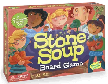 Cooperative Game Stone Soup