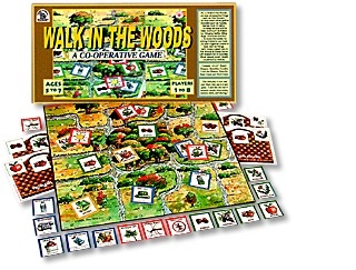 Walk In the Woods cooperative game