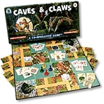 Caves and Claws Cooperative Board Game family pastimes adventure