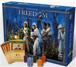 Freedom - The Underground Railroad Board Game