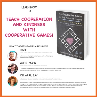 Cooperative Games Bullying Prevention Book