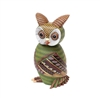 Orlondo the Owl Always Knows - Genuine Oaxacan Folk Art for Sale