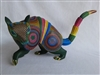 Dilla the Armadilla Genuine Oaxacan Alebrije for Sale