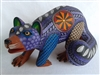 Bandit the Badger Genuine Oaxacan Alebrije for Sale
