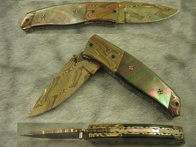 Wayne Whittaker Liner Lock Folder