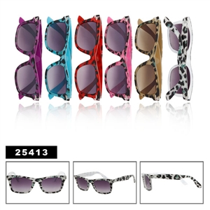 Wholesale wayfarer sunglasses #25413