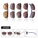 Wholesale Square Aviators