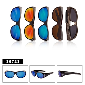 Mens Over Glasses Sunglasses