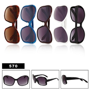 Funky fresh style of wholesale fashion sunglasses