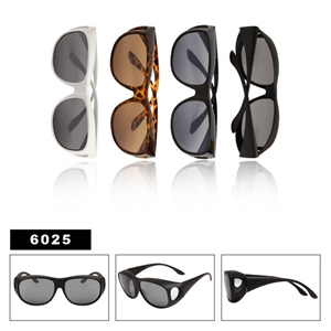 Over Glasses Style Sunglasses