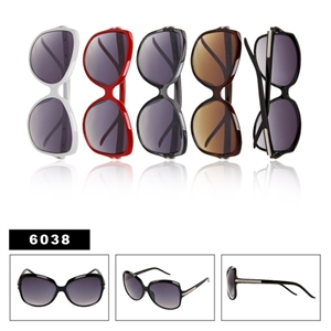 Vintage Fashion Sunglasses 6038