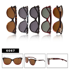 Wholesale Ladies Polarized Cat Eye Sunglasses