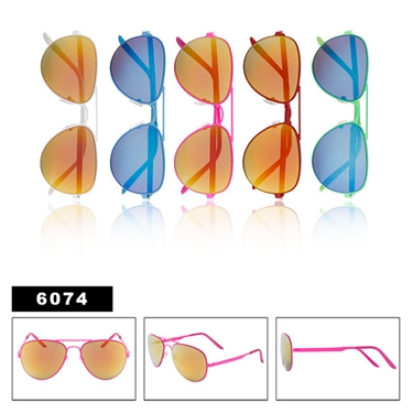 neon wholesale Aviators