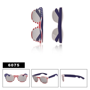 Wholesale Wayfarers with US Flag