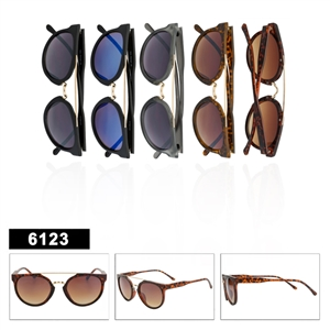 Retro Sunglasses - 6123