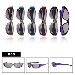 Awesome wholesale kids sports sunglasses