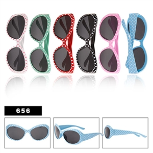 Girls Wholesale Sunglasses