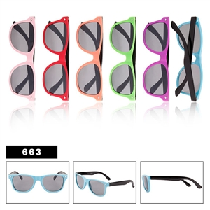 Awesome wholesale kids California Classics sunglasses
