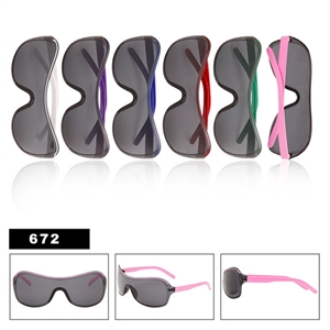 Awesome wholesale kids fashion sunglasses