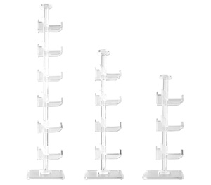 Economical 3 pair wholesale sunglass display stand