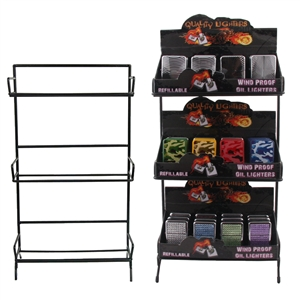 Lighter Display Rack 7079