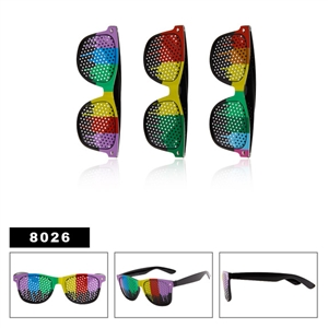 Mesh Lens California Classics Sunglasses