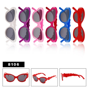 girls butterfly sunglasses