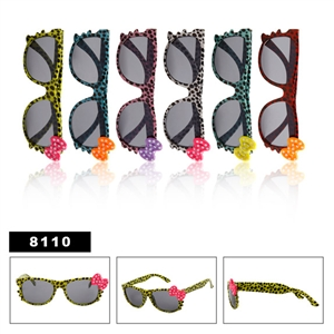 Wholesale Childrens Wayfarers with Bows