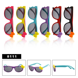 Wholesale Wayfarers with Bows for Girls