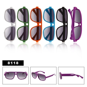 Kids wholesale sunglasses 8118