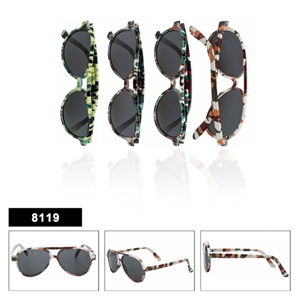Kids wholesale sunglasses 8119