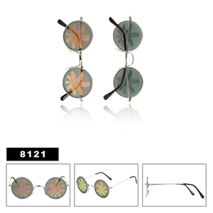 Fun hologram style wholesale sunglasses