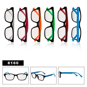 Clear Lenses Wayfarers 8160