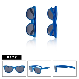 Blue Wholesale Wayfarers
