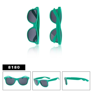 Wholesale Green Wayfarers