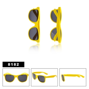 All Yellow California Classics Sunglasses