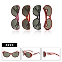 Ladies Rhinestone Polarized Sunglasses
