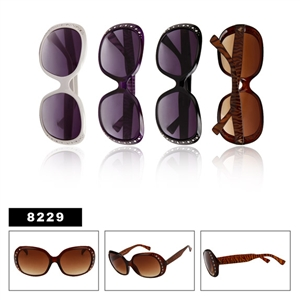 Ladies Rhinestone Sunglasses