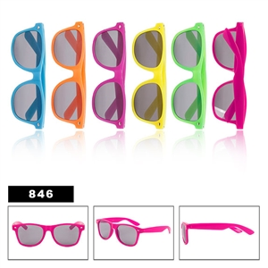 Glow in the Dark Wayfarers Wholesale