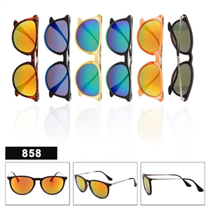 Mirrored Sunglasses Wholesale