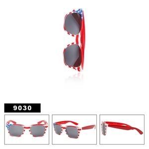 U.S. Flag Wayfarer Sunglasses