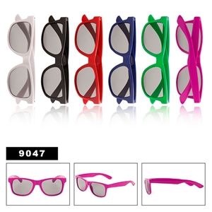Kids wholesale wayfarers 9047