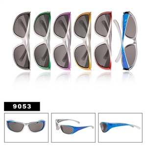 Kid's Sports Sunglasses Wholesale 9053