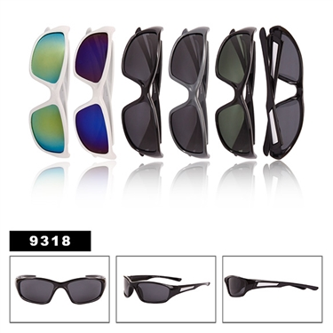 Polarized sports sunglasses wholesale