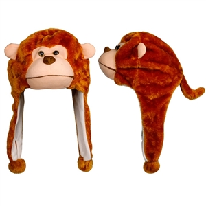 "Wholesale ""Monkey"" Animal Hats A101"