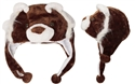 "Wholesale ""Brown Bear"" Animal Hats A102"
