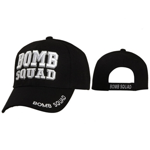 Wholesale Bomb Squad Hats