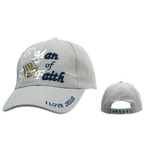 Wholesale Christian Hats - Man of Faith